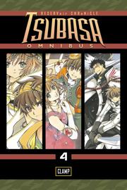 Tsubasa Omnibus Volume 4