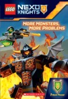 More Monsters More Problems LEGO NEXO Knights Chapter Book