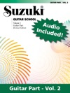 Suzuki Guitar School - Volume 2 Revised
