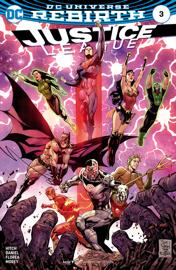 Justice League (2016-) #3 book