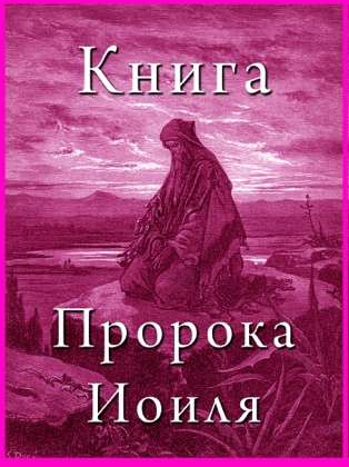 Аудиобиблия. Книга Пророка Иоиля book cover