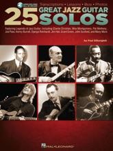 25 Great Jazz Guitar Solos