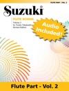 Suzuki Flute School - Volume 2 Revised