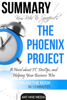 Ant Hive Media - Kim, Behr & Spafford's The Phoenix Project: A Novel about IT, DevOps, and Helping Your Business Win  Summary kunstwerk