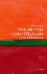 The British Constitution A Very Short Introduction