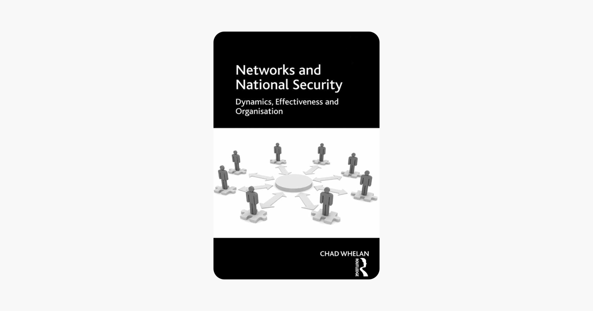PDF Networks and National Security: Dynamics, Effectiveness and