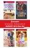 Harlequin Kimani Romance August 2016 Box Set