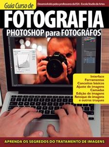 Guia Curso de Fotografia - Photoshop para Fotógrafos Ed.01 Book Cover
