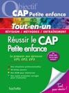Objectif CAP Petite Enfance - Russir Le CAP Petite Enfance