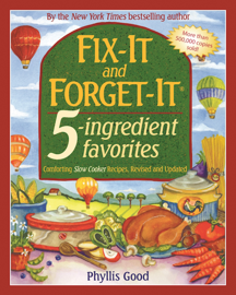 Fix-It and Forget-It 5-Ingredient Favorites PDF Download