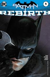 Batman: Rebirth (2016) #1 book