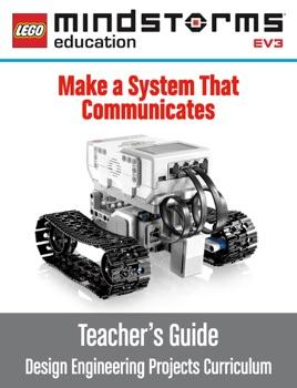 LEGO MINDSTORMS EV3 Make a System That Communicates