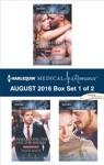 Harlequin Medical Romance August 2016 - Box Set 1 Of 2