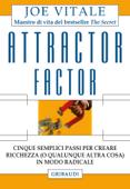 Attractor factor Book Cover