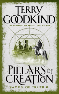 The Pillars of Creation La couverture du livre martien