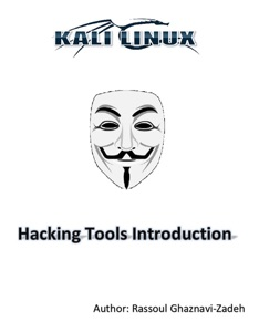 Kali Linux – Hacking Tools Introduction Book Cover