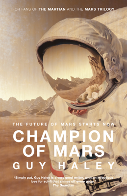 Champion of Mars - Guy Haley book