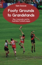 Footy Grounds To Grandstands