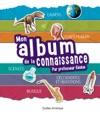 Mon Album De La Connaissance Du Professeur Gnius