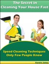 The Secret In Cleaning Your House Fast