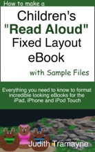 How to Make a Children's Read Outloud Fixed Layout eBook