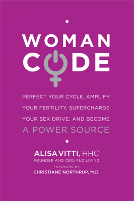 WomanCode - Alisa Vitti book