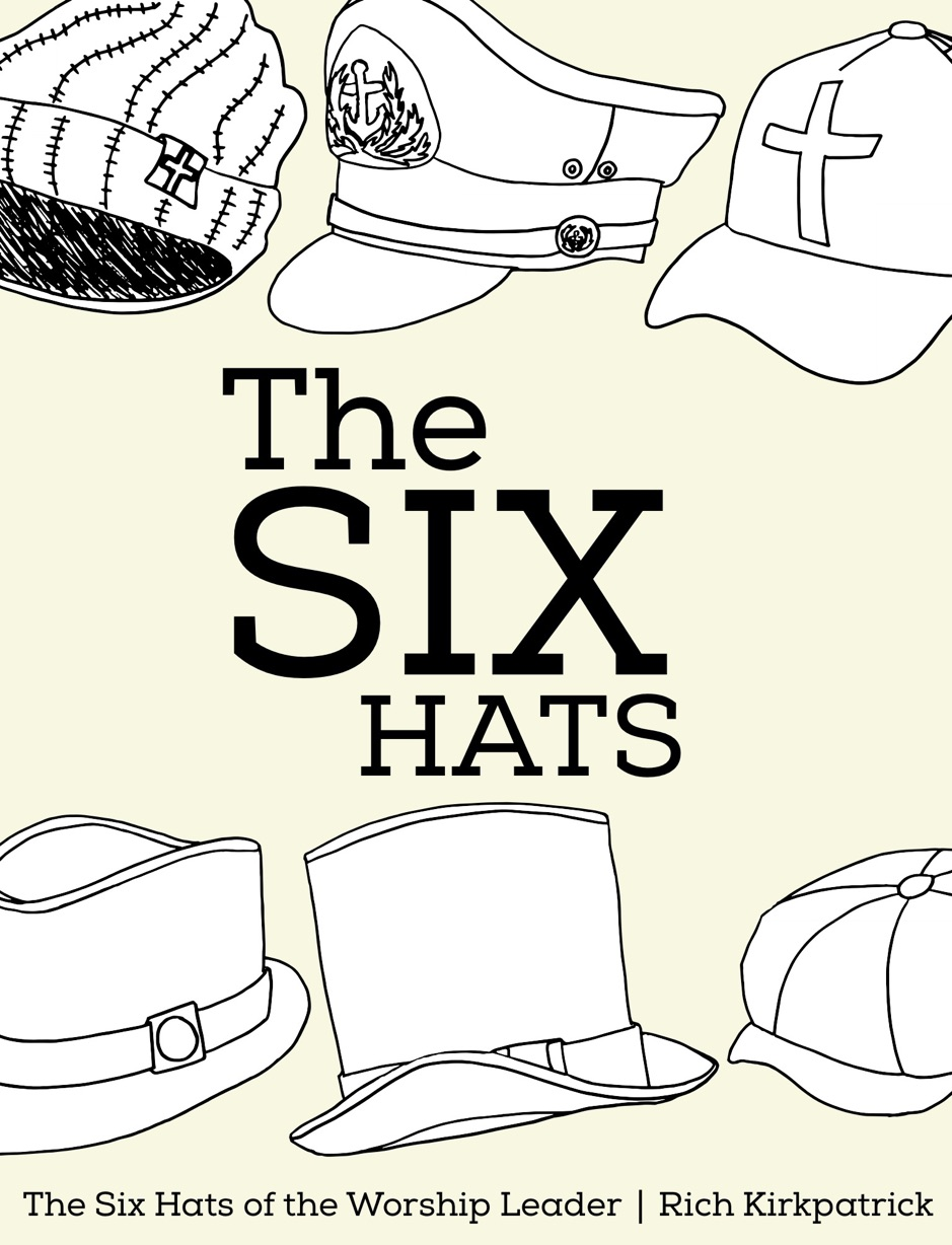 ‎The Six Hats of the Worship Leader