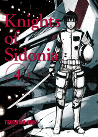 Knights of Sidonia Volume 4