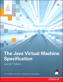 Java Virtual Machine Specification Java Se 7 Edition The 3 E