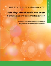 Fair Play::More Equal Laws Boost Female Labor Force Participation