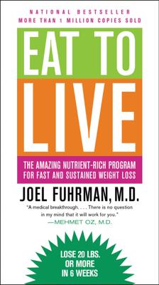 Eat to Live - Joel Fuhrman book
