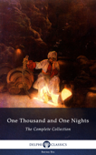 One Thousand and One Nights - Complete Arabian Nights Collection (Delphi Classics) Book Cover