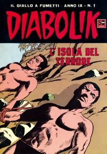 DIABOLIK (155) Book Cover