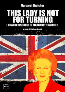 This Lady Is Not For Turning Copertina del libro