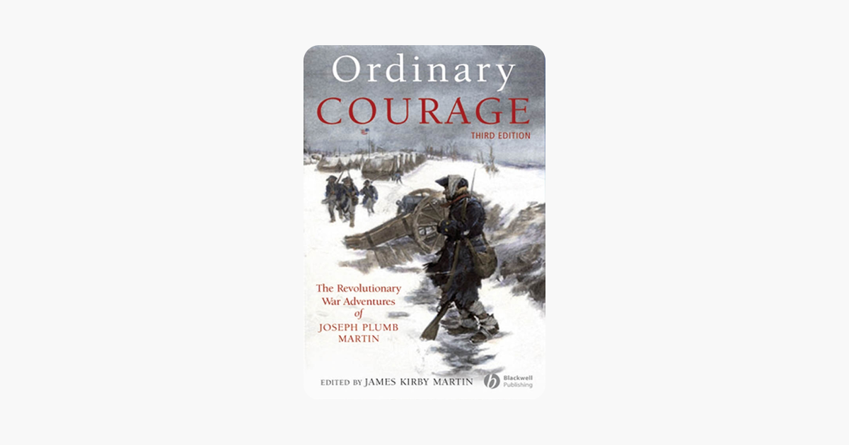 Ordinary Courage On Apple Books
