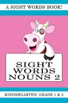 Sight Words Nouns Level 2 Sight Words For Kindergarten Grade 1  2