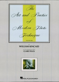 THE ART AND PRACTICE OF MODERN TECHNIQUE FOR FLUTE, VOL. 1 (MUSIC INSTRUCTION)