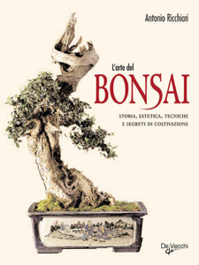 L'arte del bonsai Copertina del libro