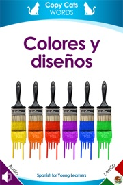 Colores Y Dise Os Latin American Spanish Audio