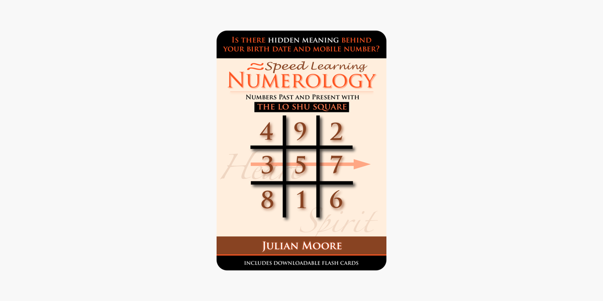 Numerology - Numbers Past And Present With The Lo Shu Square