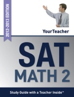 SAT Math Test Prep (Part 2)