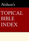 Nelsons Quick Reference Topical Bible Index