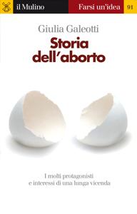 Storia dell'aborto Copertina del libro