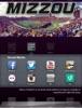 Mizzou Football Social Media