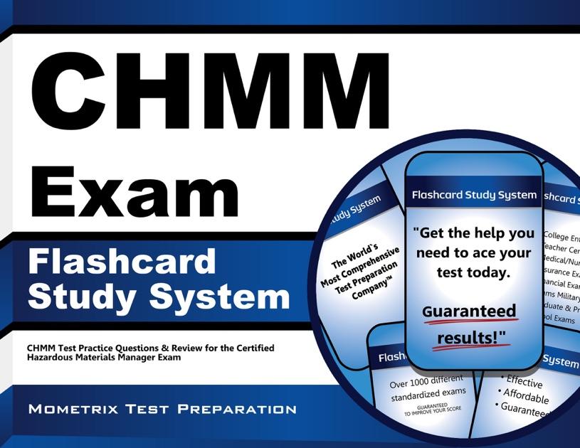 CHMM Exam Flashcard Study System: by CHMM Exam Secrets Test Prep ...