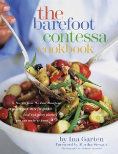 The Barefoot Contessa Cookbook Book Cover