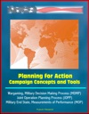 Planning For Action Campaign Concepts And Tools - Wargaming Military Decision Making Process MDMP Joint Operation Planning Process JOPP Military End State Measurements Of Performance MOP