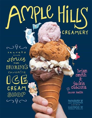 Brian Smith, Jackie Cuscuna, Lauren Kaelin & Lucy Schaeffer - Ample Hills Creamery