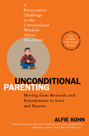 Unconditional Parenting book