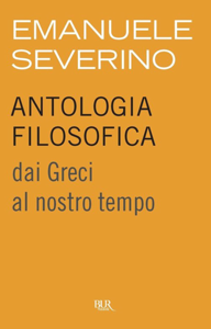 Antologia filosofica Copertina del libro
